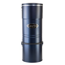 Central Vacuum Canavac - XLS970 - Silent - 673 Airwatts - 7 gal (26.5 L) Tank Capacity - Wall Mount Bracket - HEPA Bag and Filter