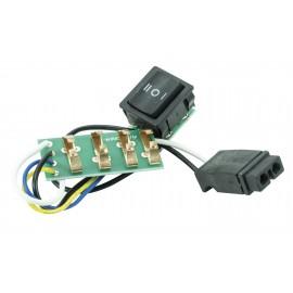 Handle Swith 24 V / 110 V - for the Hoses : BOHA2430G - BOHA2430EZ - BOHA2435G - BOHA2435EZ