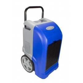 Dehumidifier JVDHUM70 of Johnny Vac Remove 15 Gallons a Day, Hose 6m (20 '), Handle, Air Filter Digital Panel Control - Repacl