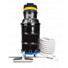 Aspirateur commercial sec et humide - Johnny Vac JV45G - 2 moteurs - capacité de 45 gallons (171 L) - avec accessoires et chariot
