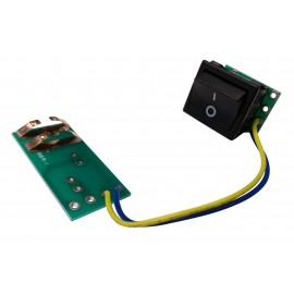 Kit d'interrupteur pour boyaux modèles BOHA338EZ et BOHA538EZ -