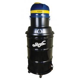 Aspirateur commercial sec et humide - technologie FLOWMIX - 2 moteurs - capacité de 171 L (45 gal) - avec accessoires et chariot - corde d'alimentation de 15 m (50')