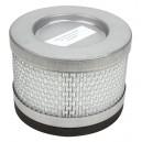 Aspirateur commercial certifié HEPA - capacité de 30 L (8 gal) - boyau de 3 m (10') - manchons en métal - brosses et accessoires inclus - Ghibli