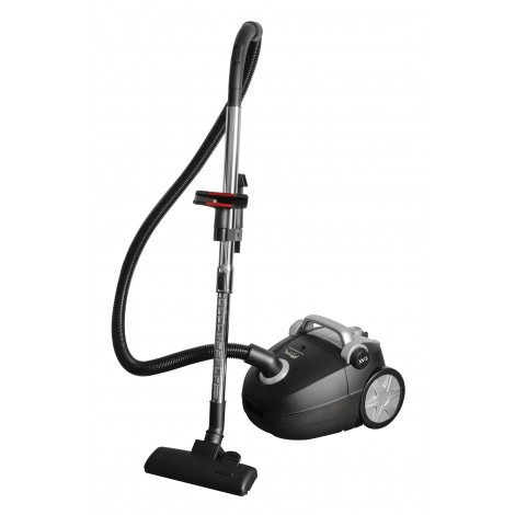 Canister Vacuum Cleaner, Johnny Vac - HEPA Filtration - Telescopic Wand - Set Of Brushes