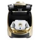 Aspirateur chariot - contrôle numérique - filtration HEPA - ensemble de brosses