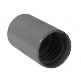 """Embout de boyau - union - 38 mm (1 ½"""") dia - gris"""