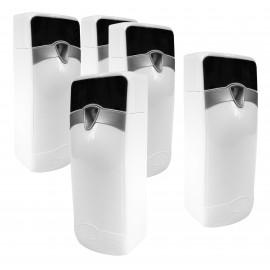 Metered Aerosol Deodorant Dispenser - Pack of 5
