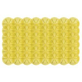 Urinal Screen - Green Citrus Scent - Wiese ETAST192 - Pack of 48