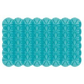 Tamis d'urinoir - fragrance brise turquoise - Wiese ETAST189 - paquet de 48