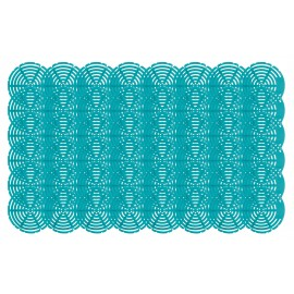 Urinal Screen - Turquoise Breeze Scent - Wiese ETAST189 - Pack of 48