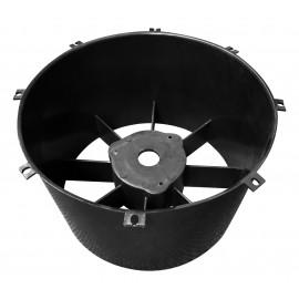 Motor Housing for Industrial Blower / Fan / Floor Dryer - Johnny Vac