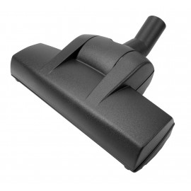 "Air Nozzle for Carpets - 11"" (28 cm) - 35 mm dia - Fits On Johnny Vac Silenzio - Black - Wessel Werk TK284 SILENZIO"