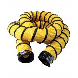 """Conduit pour ventilateur JV3004 - 10,2 cm (4"""") dia - longueur 7,6 m (25')"""