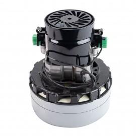 """Moteur pour aspirateur - dia 5,7"""" - 2 ventilateurs - 120 V - 7,9 A - 918 W - 255 watts-air - levée d'eau 84,9"""" - CFM (pi3/min) 97 - peinture epoxy - Lamb/Ametek 116757-13"""