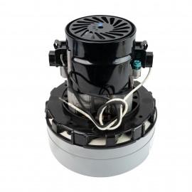 """Moteur pour aspirateur - dia 5,7"""" - 2 ventilateurs - 120 V - 9,2 A - 1049 W - 293 watts-air - levée d'eau 91,5"""" - CFM (pi3/min) 103 - peinture epoxy - Lamb / Ametek 116758-13 (B)"""