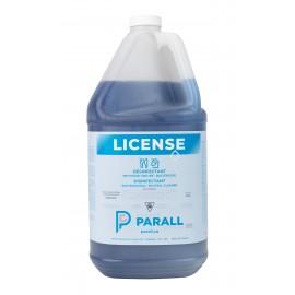 Désinfectant nettoyant neutre bactéricide concentré - 4 L (1,06 gal) - License - désinfectant à utiliser contre le coronavirus (COVID-19)