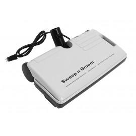 Balai électrique avec interrupteur de marque Sweep N Groom UE1386K - Réemballé