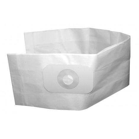 Sac en papier pour aspirateur Dustbane Targa 330 - paquet de 10 sacs - Envirocare 28501