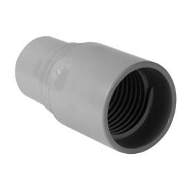 """Embout de boyau anti-écrasement - 50 mm (2"""") - gris"""