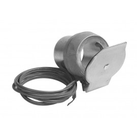 UTILITY METAL VALVE WITH MICRO SWITCH - FITTING FOR CENTRAL VAC