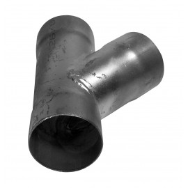 "45° METAL ELBOW TY"" FITTING - FOR CENTRAL VAC"