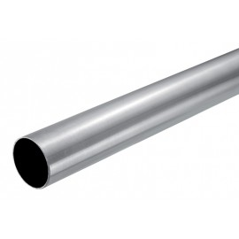 "Metal Pipe - 2"" diameter - 8' (2.4 m) lenght - for Central Vacuum Installation"