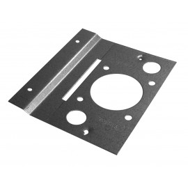 Metal Mounting Plate for Central Vacuum