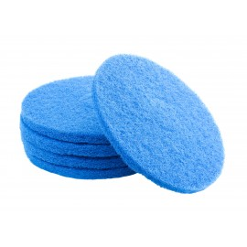 12'' Cleaning Pad - Box of 5 - Blue -* Special Order