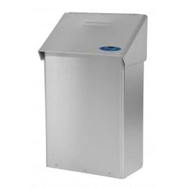 Sanitary Pads Bin Frost - Stainless Steel - BIN622