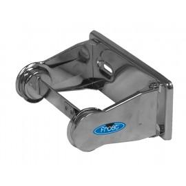 Toilet Tissue Dispenser - Single Roll - Frost 146 - Chrome