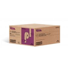 Papier hygienique commercial géant - 2 épaisseurs - 12 rouleaux par boîte - blanc - Cascades B140