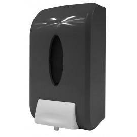 Distributeur de savon mousse - 28,2 oz (800 ml) - noir translucide