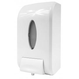 Distributeur de savon mousse - 28,2 oz (800 ml) - blanc