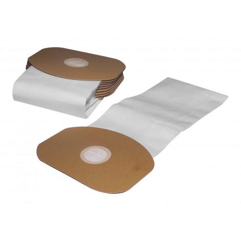 Sac en papier pour aspirateur Powr-Pro BP 1000 - paquet de 10 sacs