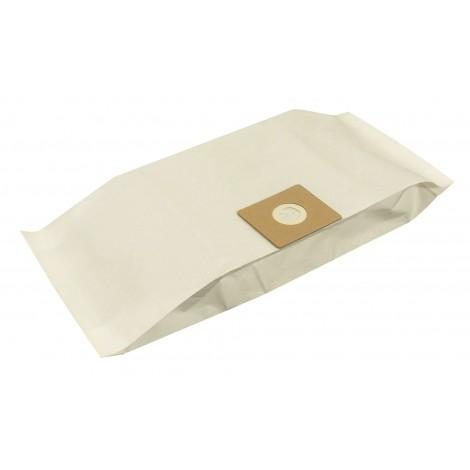 Sac en papier pour aspirateur Shop Vac style C avec capacité du réservoir de 11,4 L (2,5 gallons) - paquet de 3 sacs - Envirocare 380SW