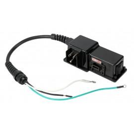 Interrupteur complet pour Aspirateur Dorsal PERFECT PE1001 - PE1006