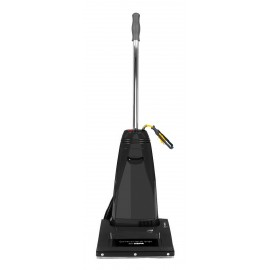 Upright Carpet Vacuum from Powr-Flite - Heavy-duty - Clean Air - HEPA - Black - PF99G-14