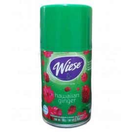 """Recharge de distributeur de parfum en aérosol dosé - """"Hawaiian Ginger"""" (Gingembre Hawaïen) - 180 g (6.35 oz) - Wiese NAEDC07"""