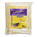 Sac en papier pour aspirateur Johnny Vac AS6 - paquet de 5 sacs
