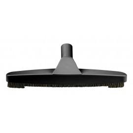 """Brosse à plancher - largeur de nettoyage 30,5 cm (12"""") - 31,75 mm (1 ¼ """") dia - universel de style Electrolux - noire"""