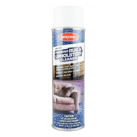 Nettoyant moussant pour tapis et tissus d'ameublement de Sprayway - 1 lb, 2 oz (510g) - SW-869