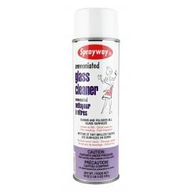 Ammoniated glass cleaner by Sprayway - 1lb, 3 oz (539g) - SW-043