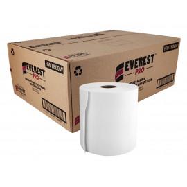 Papier essuie-mains - Rouleau de 243,8 m (800') - Boîte de 6 rouleaux - blanc - SUN800W