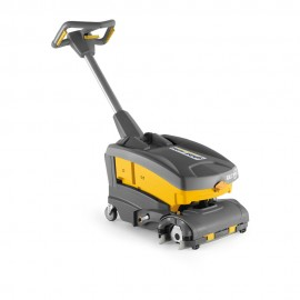 Autoscrubber, Ghili 13.0075.03, Rolly, Autorécureuse, Ghibli Rolly NRG, with Rechargeable Lithium Batteries and Charger, Double Tank, Alternating Dual Suction Wiper System - Ghibli 13.5075,00