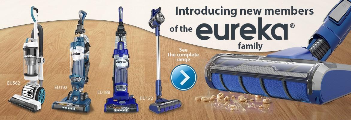 Introducing new members of the Eureka family