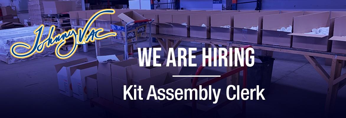 KIt Assembly Clerk