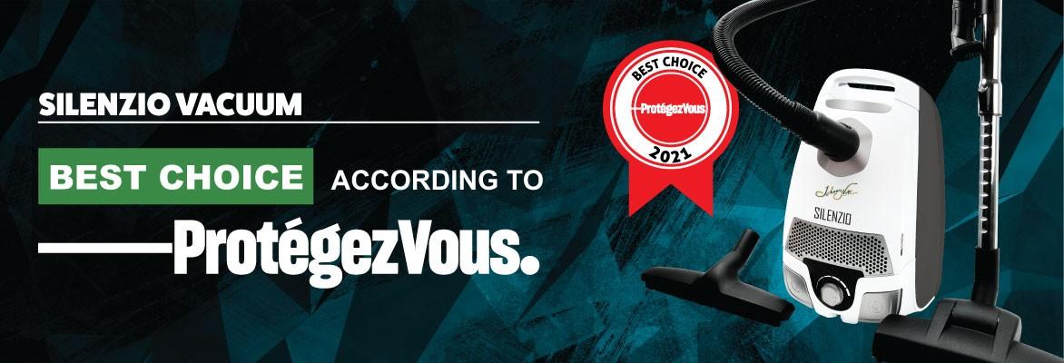 Best choice according to Protégez-Vous