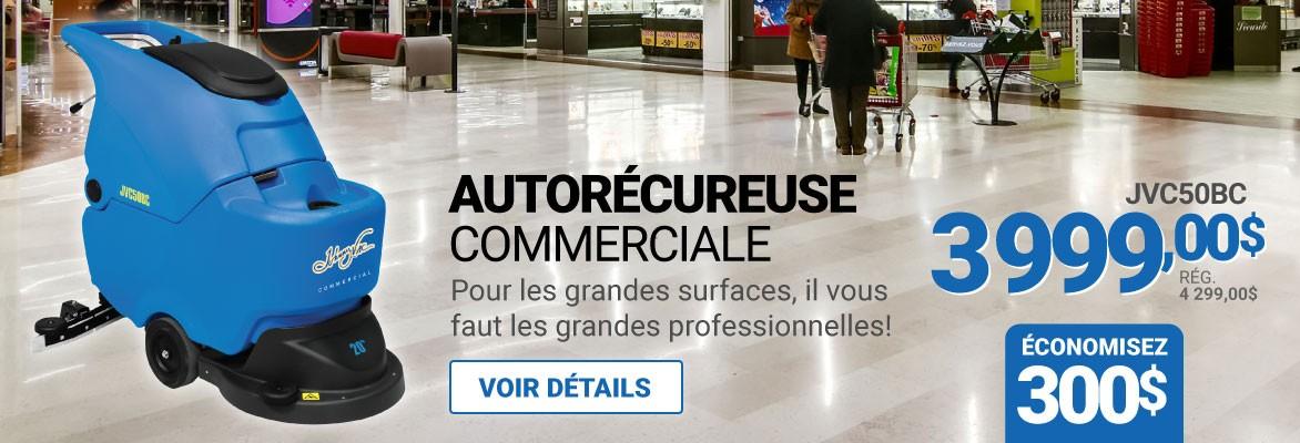 """ÉCONOMISER 300$ - AUTORÉCUREUSES 20"""" - JOHNNY VAC AVEC BATTERIES(GEL) & CHARGEUR"""
