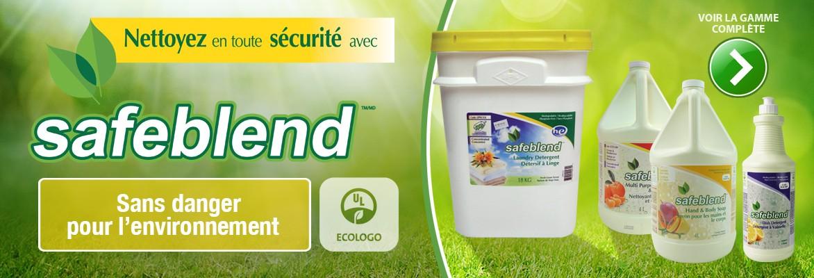 Produits écologiques Safeblend