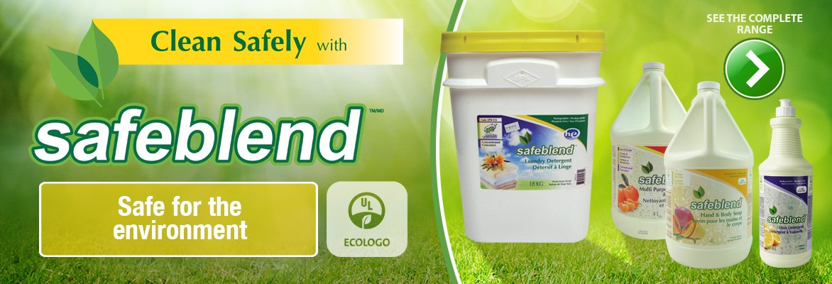 Safeblend Ecological Products